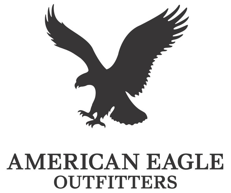 American Eagle Outfitters Logo [EPS File] I really only shop here. All of my new clothes come from here.