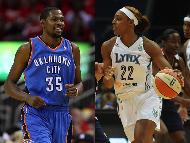 Sports Couple Kevin Durant and Monica Wright Break Up Short Marriage over Faith Issues? | AT2W