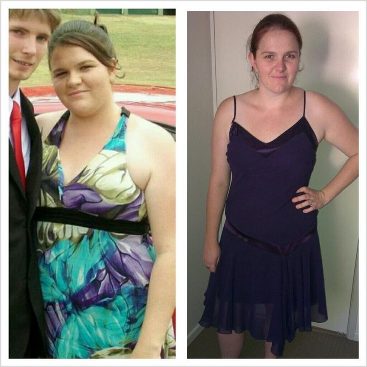 A beautiful gf of mine who lost over 30 kgs on 12wbt she was the one who told me to sign up