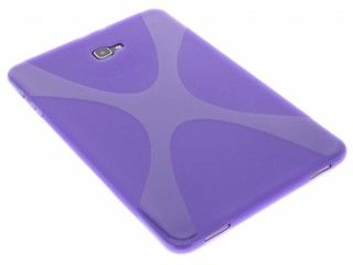 X-line Backcover voor Samsung Galaxy Tab A 10.1 (2…