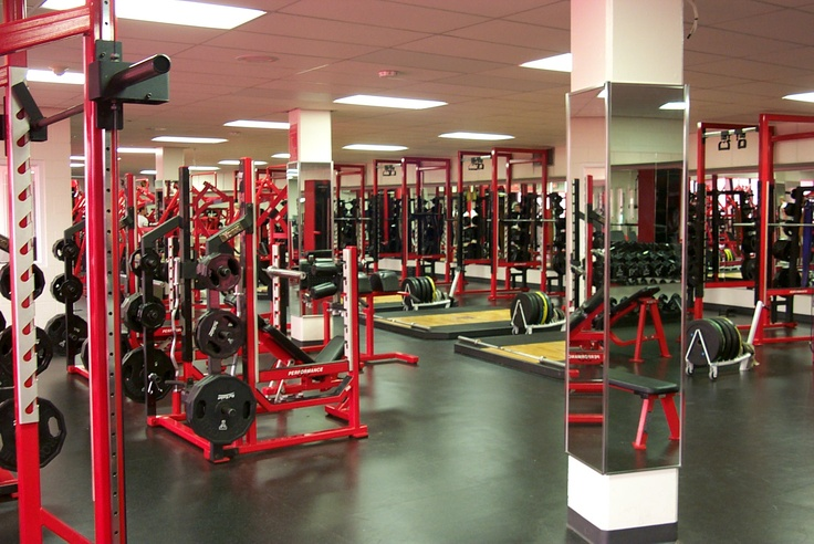Texas Tech Rec Center