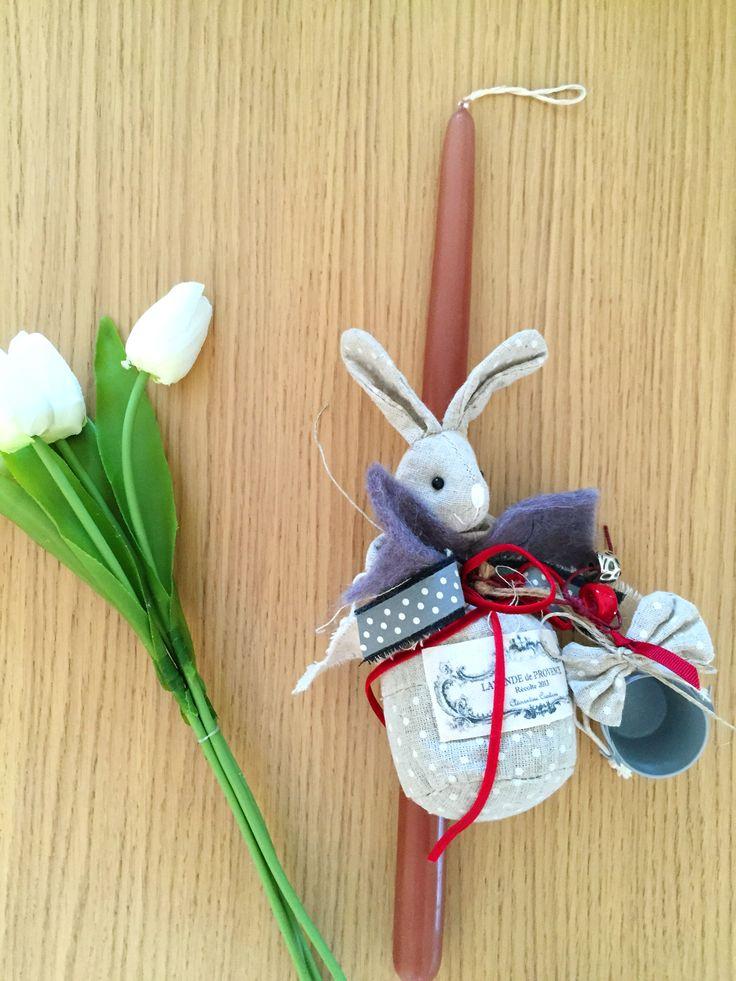 Βρείτεε την λαμπάδα εδώ http://www.smallthings.gr/product-category/spring-summer/