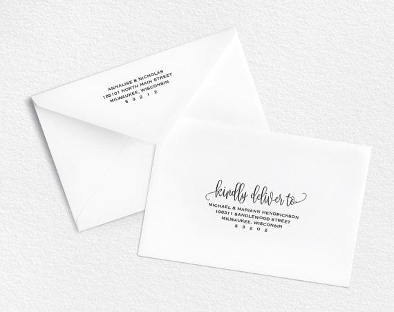 Sample Small Envelope Template Small Envelope Template Powerful