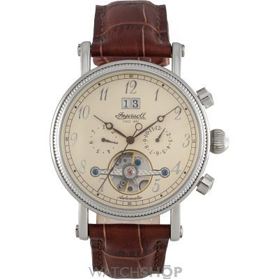 Mens Ingersoll Classic Richmond Automatic Watch IN1800CR