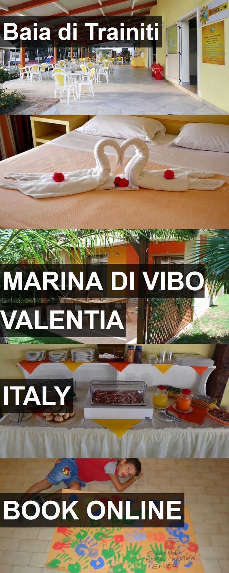 Hotel Baia di Trainiti in Marina di Vibo Valentia, Italy. For more information, photos, reviews and best prices please follow the link. #Italy #MarinadiViboValentia #travel #vacation #hotel