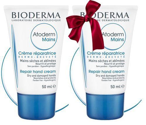 Bioderma Atoderm Hand Cream Mains 50ml Bioderma El Kremi 2.si Hediye