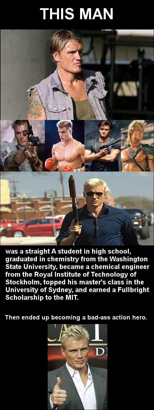...this man. (Dolph Lundgren)