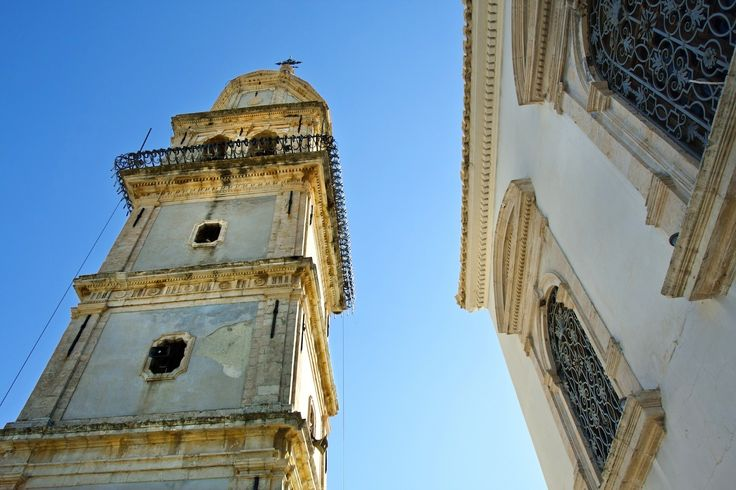 Bell Tower of Agios Nikolaos Church in Kiliomeno, Zakynthos