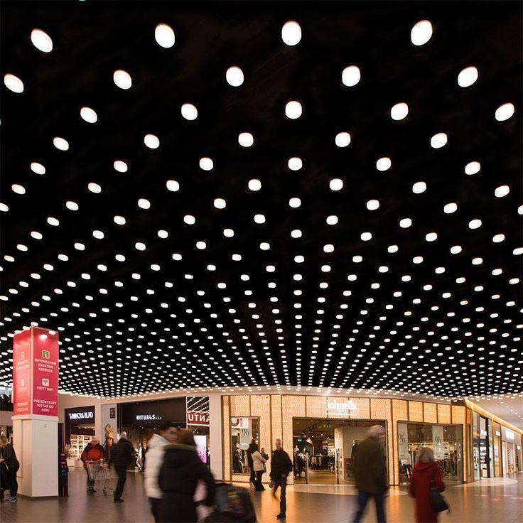 Gränby Centrum tar vågen   Flux AB - Härproducerat ljus