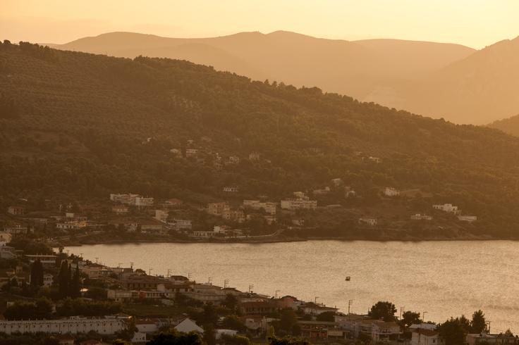 Luxury Villa In Greece