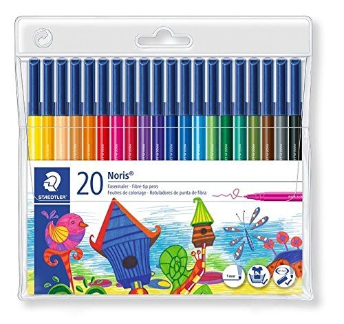 Staedtler Noris Club 326 WP20 Fibre Tip Pen in Wallet, As... https://www.amazon.co.uk/dp/B001ARYGS4/ref=cm_sw_r_pi_dp_x_7zfgAbA2CMK34