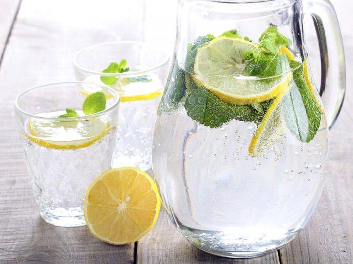 как пить лимонную воду чтобы худеть
