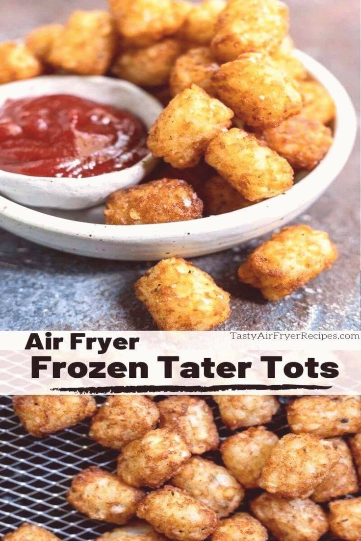Want perfect tater tots with a crispy outer crust Make