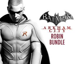 Batman: Arkham City Robin-PS3[Digital Download Add-On]