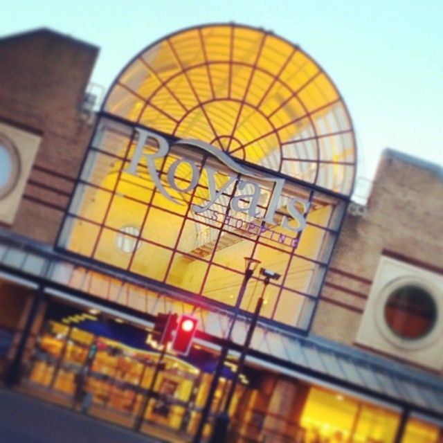 Royals Shopping Centre in Southend-on-Sea ~ http://www.lovesouthend.co.uk