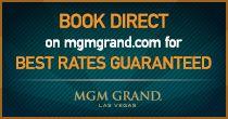 Las Vegas - Wolfgang Puck - Restaurant - California Cuisine : MGM Grand Hotel & Casino