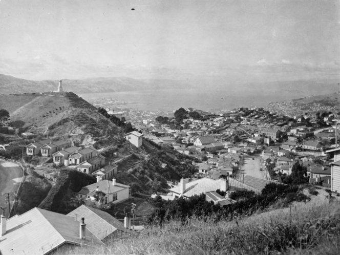 Brooklyn, Wellington, 1930's