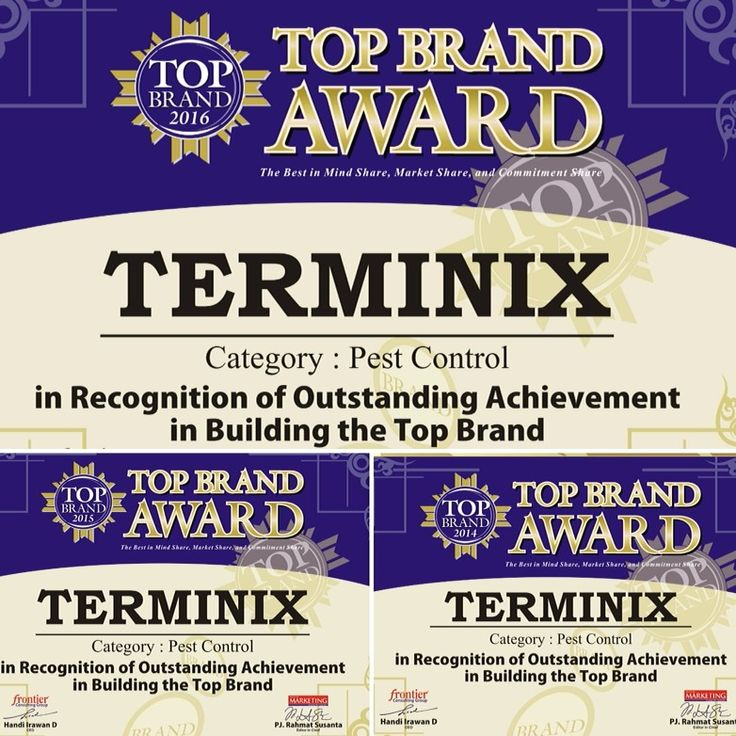 Top Brand Pest Control Indonesia