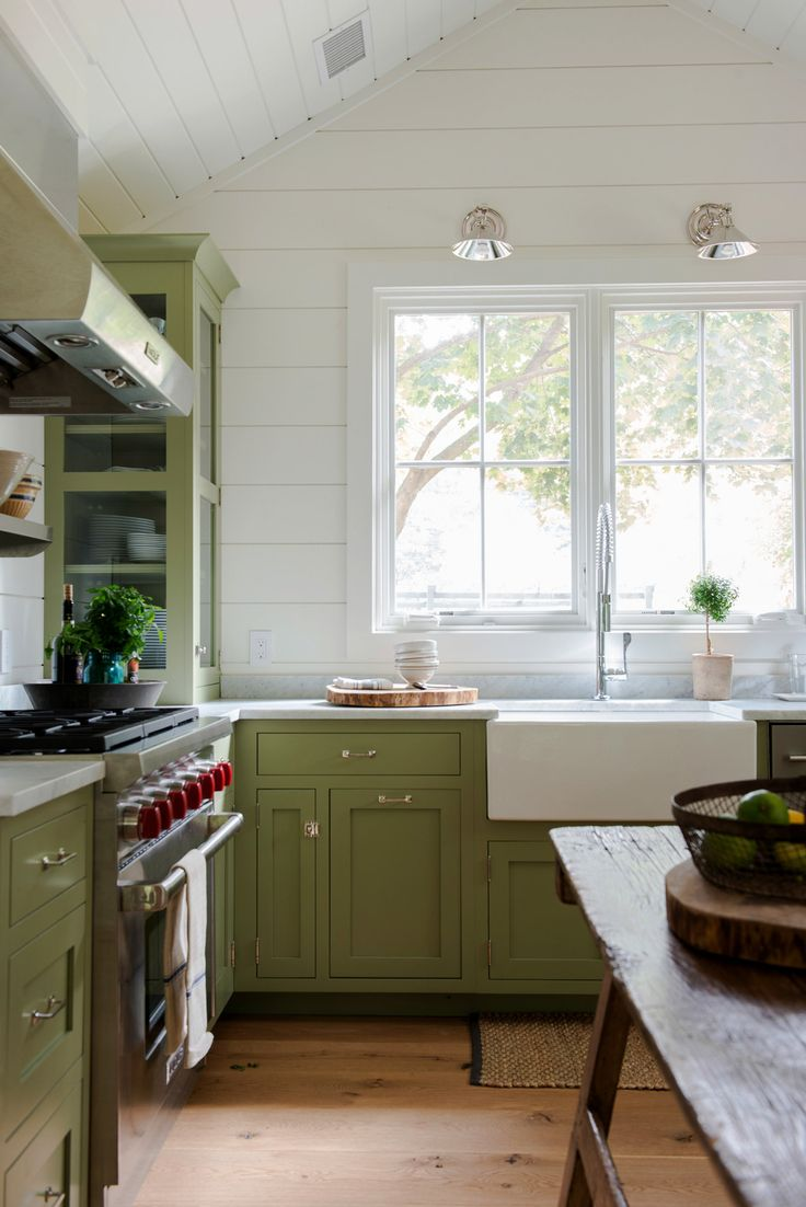 Green Kitchen Cabinets Get 20 Olive Green Kitchen Ideas On Pinterest Without Signing Up