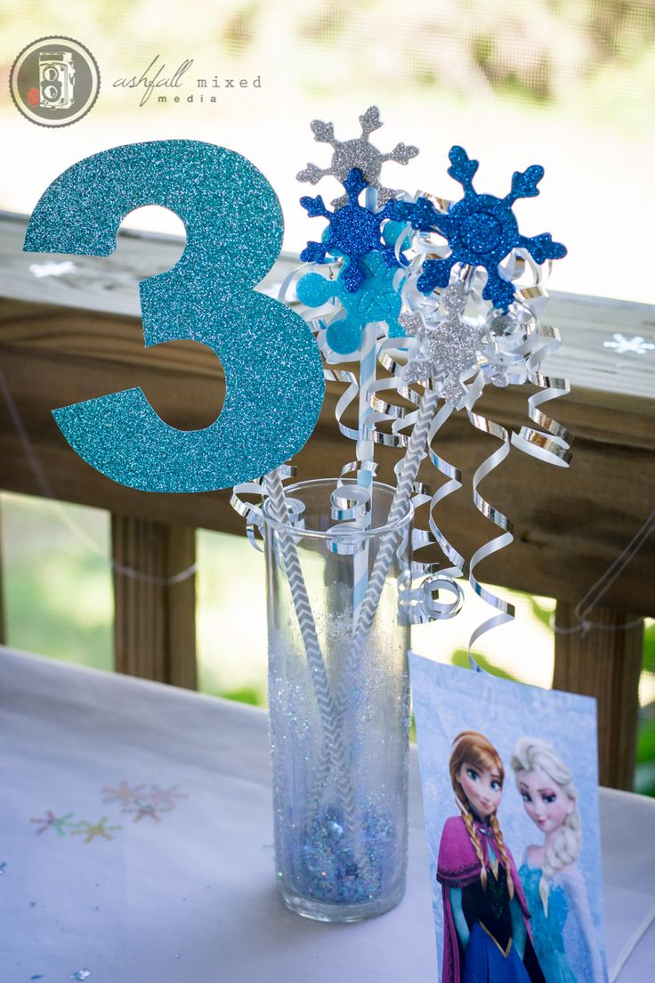 Frozen Birthday Decoration Instadecorus