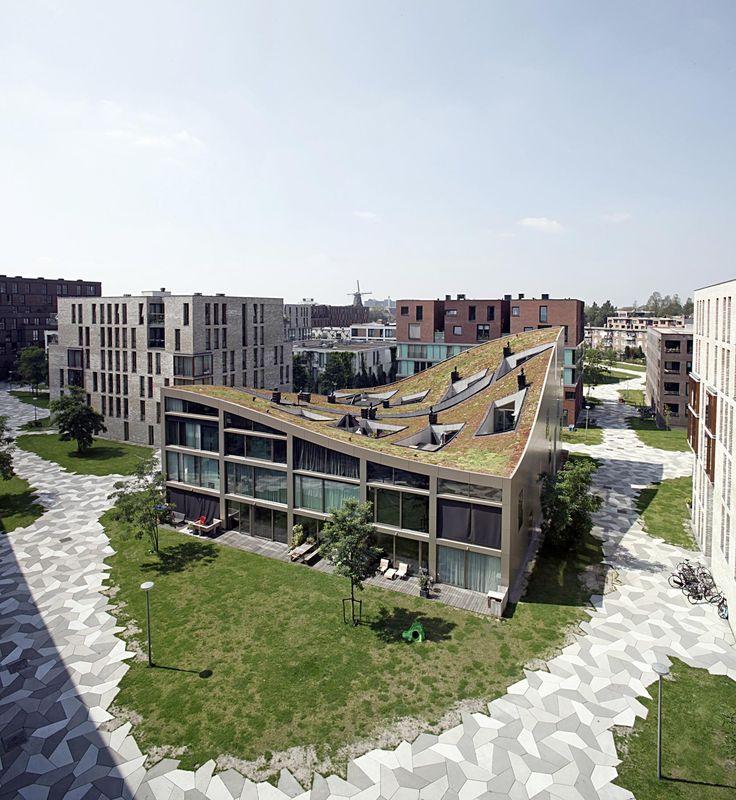 Funen Blok K - Verdana / NL Architects