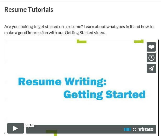 103 best Wall Center Resources images on Pinterest Resume - articles on resume writing