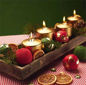 """navidad  - <3 *** Search """"mesas de navidad"""" in Pinterest **** <3"""