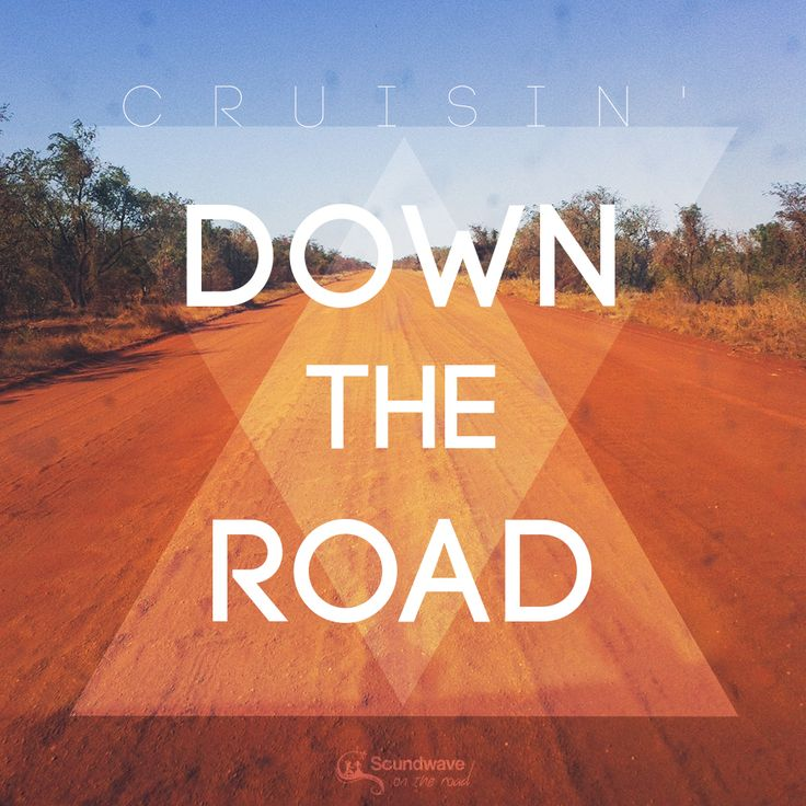 """Cruisin' Down The Road"" by Soundwave on the road www.soundwaveontheroad.com"