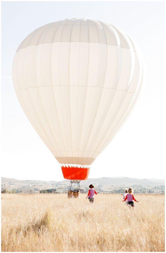Hot air balloon | Sarah Basilic