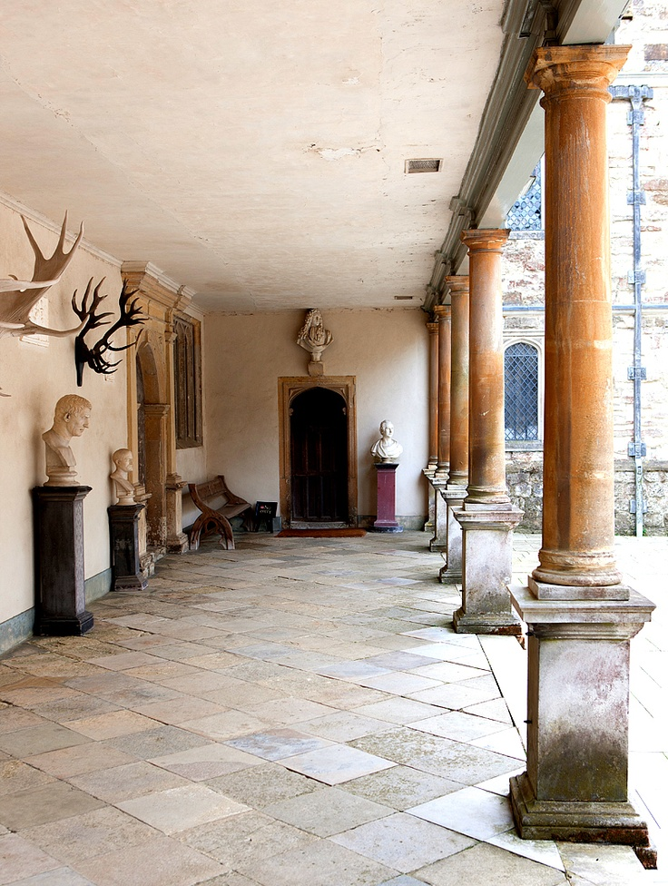 Knole house architectural style
