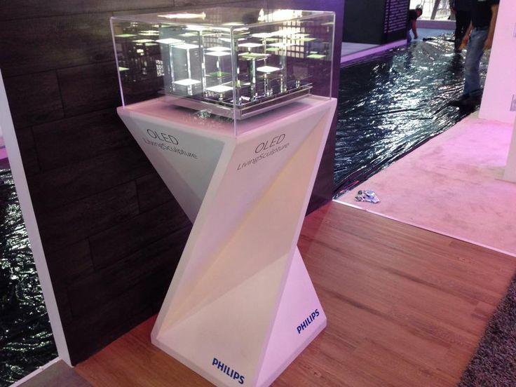 Philips OLED display
