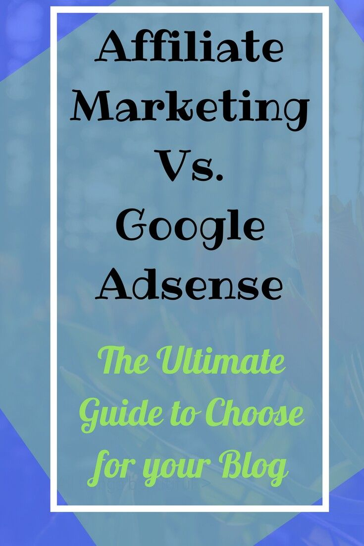 The simple man's guide to affiliate marketing.