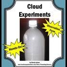 Clouds Experiments:  Here are two fun cloud experiments for your science center.  The first clouds experiment is a fun demonstration on what causes...