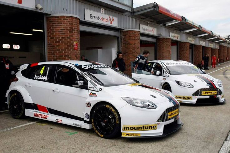 Ford Focus St 3 Wrc Rally On Track Ford Wrc Racing