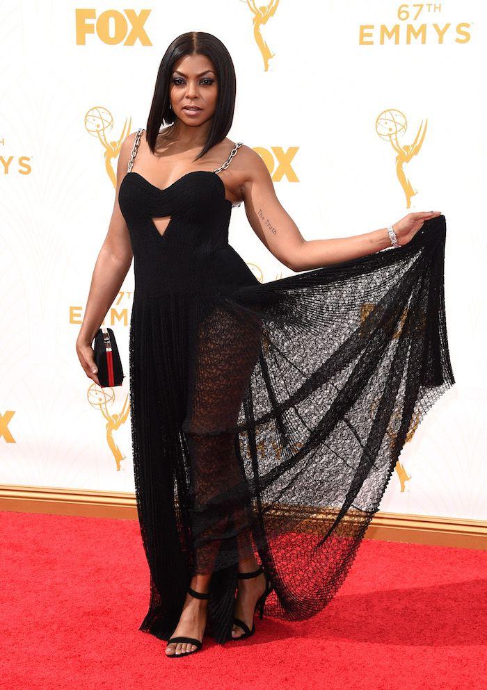 Taraji P Henson - Emmy 2015