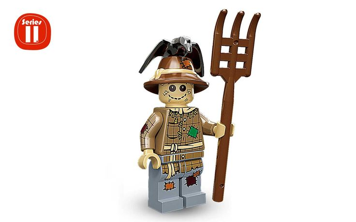 Scarecrow - Characters - Minifigures LEGO.com