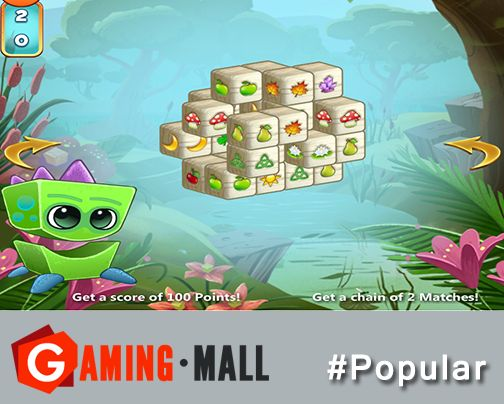 #free2play #mostplayed #populargames..Mahjong Dimensions Unblocked..Rescue them and save the day! ...http://ow.ly/yYT4E