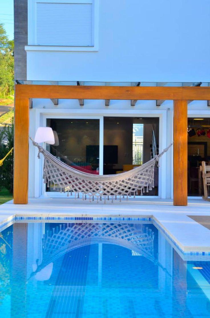 ELITE HOUSE: Terraços  por Ana Lore Burliga Miranda Arquitetura