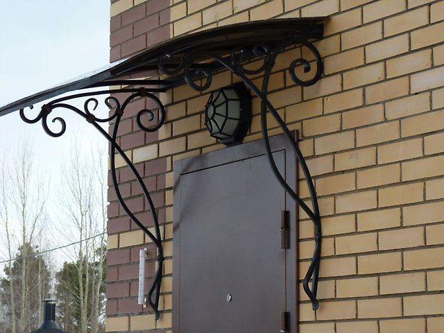 Металлические решетки, двери, ворота, выброски, балконы и их увеличение - Металлообработка, сварка, металлоконструкции в Находке
