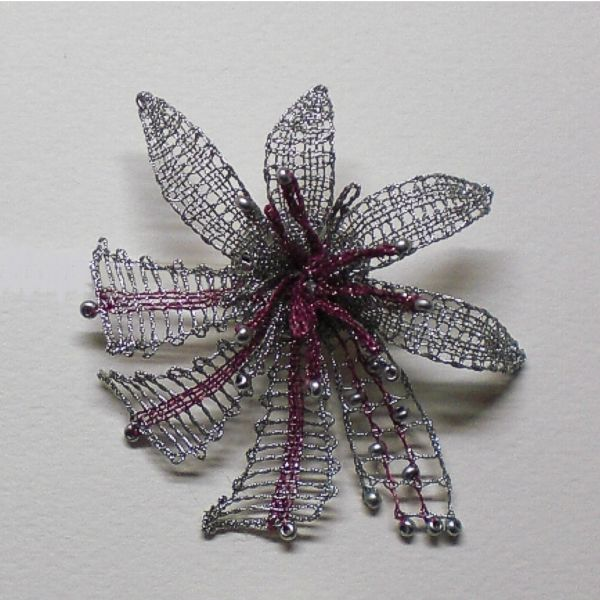 Pattern Jewelry Brooch 2