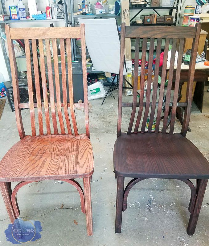 Toning Wood Restoring Wood Furniture Without Stripping Spaces