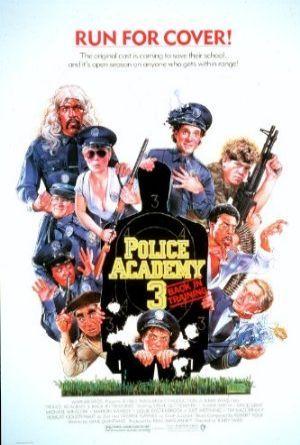 Police Academy 3: Back in Training / Polis Akademisi 3: Eğitime Dönüş (1986)