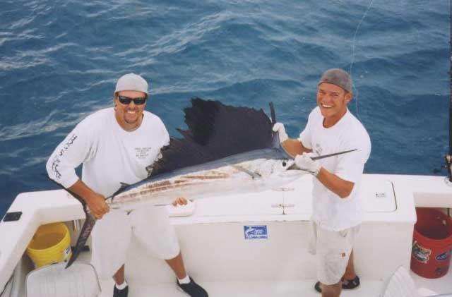 Fish key west for Deep sea fishing key west