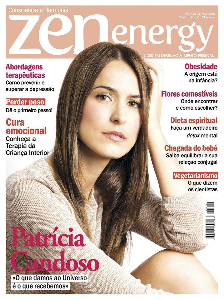 Patrícia Candoso in Zen Energy