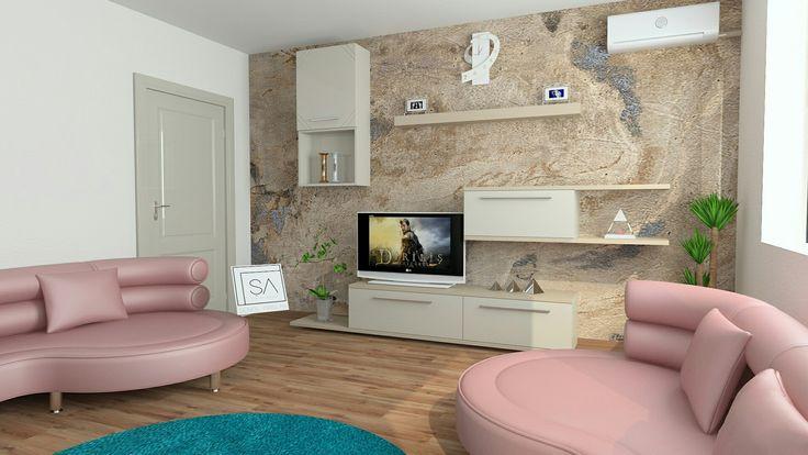 Tv ünitesi  #3dsmaxdesign #salontakimi #cizim #akrilikkapak #mobilyaci #gorselcizim #tasarim #lake  www.senolarslan.com senolarslan37@hotmail.com