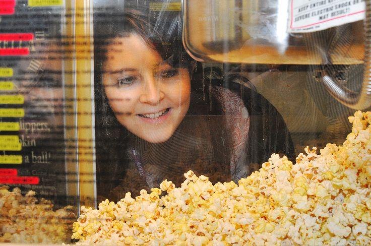We've been told Dorking Halls pops the best popcorn around...