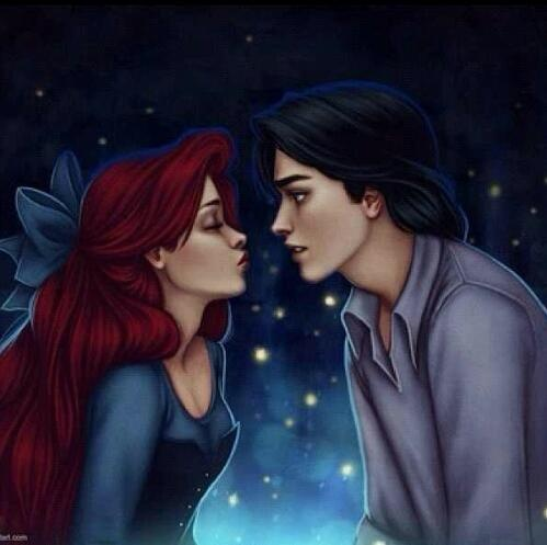 119 best ariel and Eric images on Pinterest Disney stuff