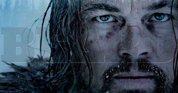 Leonardo DiCaprio e suas barbas de muito sucesso no cinema! - Conheça as famosas barbas de Leonardo DiCaprio!