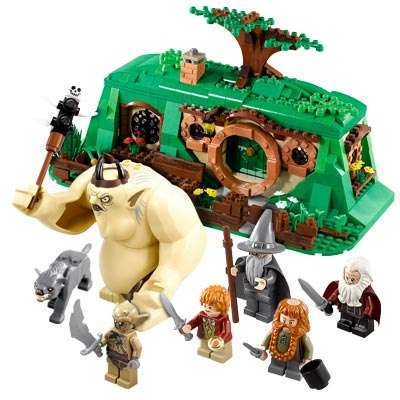 WIN THIS: The Complete Hobbit Lego Collection! A $259 value! Sweeps ends Dec 31st.