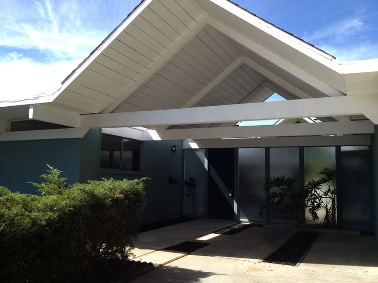 17 Best Images About Mid Century Modern Eichler Homes Sold